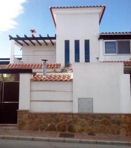 Fachada casa Paco Sanz