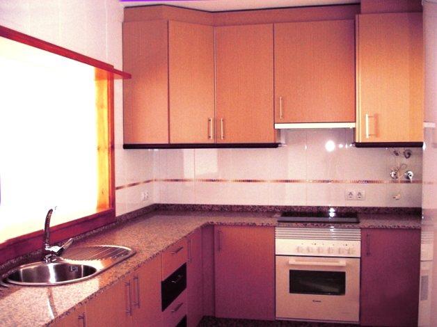 12 viviendas piscina sotano comunitario cotogardencotogarden - Marina cocinas ...